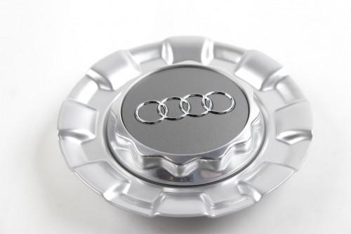 Audi A4 A6 TT 8E B6 Wheel Center Hub Cap Avus Silver  4D0601165KZ17
